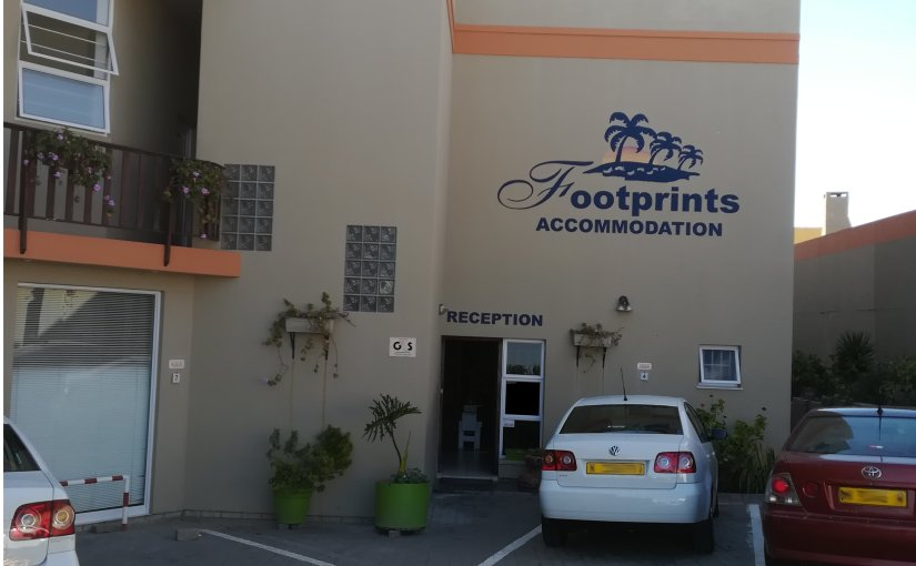 Footprints Accommodation, Swakopmund a review